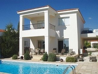Villa Australis is a Luxury Detached Villa with very large Private Pool and Sea Views (CY983)