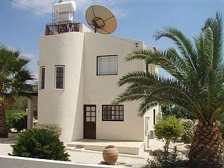 Villa Finikia is a Stunning Villa With Sea Views And Solar Heated Pool And Good Sized Garden (CY1653)