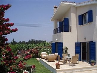 Villa Lemone is a Spacious Villa With Solar Heated Pool, Large Peaceful Garden And Great Views (CY1103)