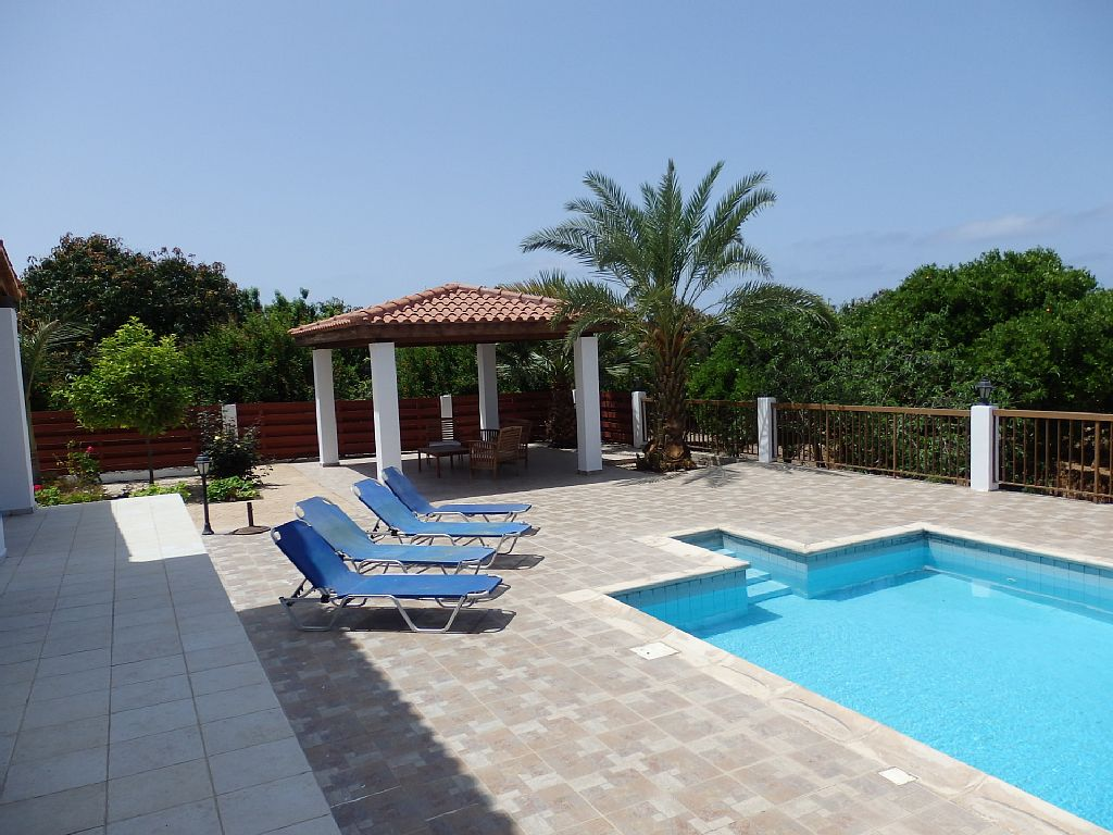 Villa Lambriana is a Luxury Villa with Large Private Pool and Stunning Views (CY1910)