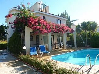 Villa Safia is a Beautiful Villa With Private Pool And Mature Gardens (CY4660)