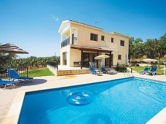 Villa Georgos is a Luxury Villa with Large Private Pool and Sea Views (CY1860)