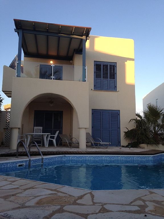 Villa Bond is a Fabulous Sea Front Villa, Private Pool, Stunning Sea Views (CY6178)