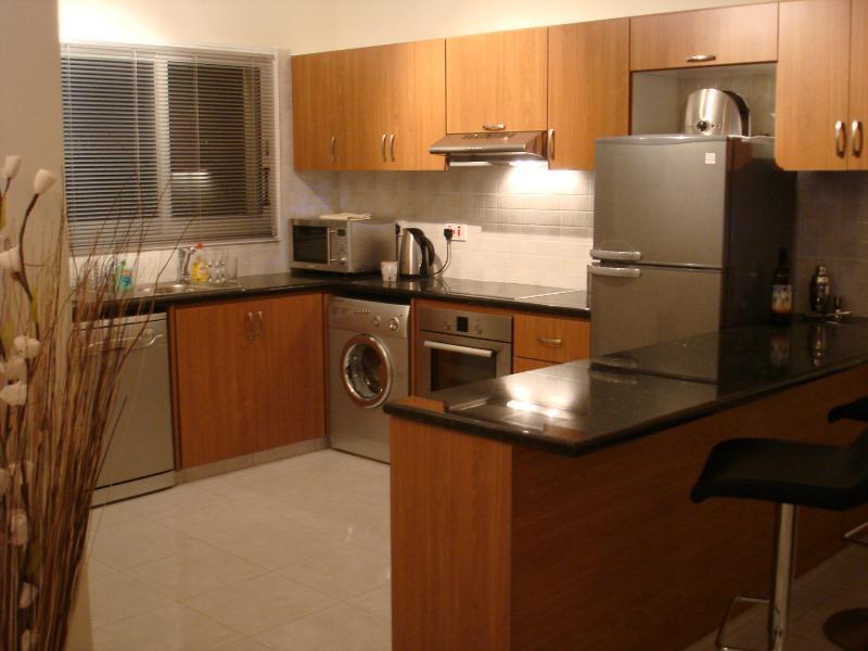 villa corallia fully equipped kitchen