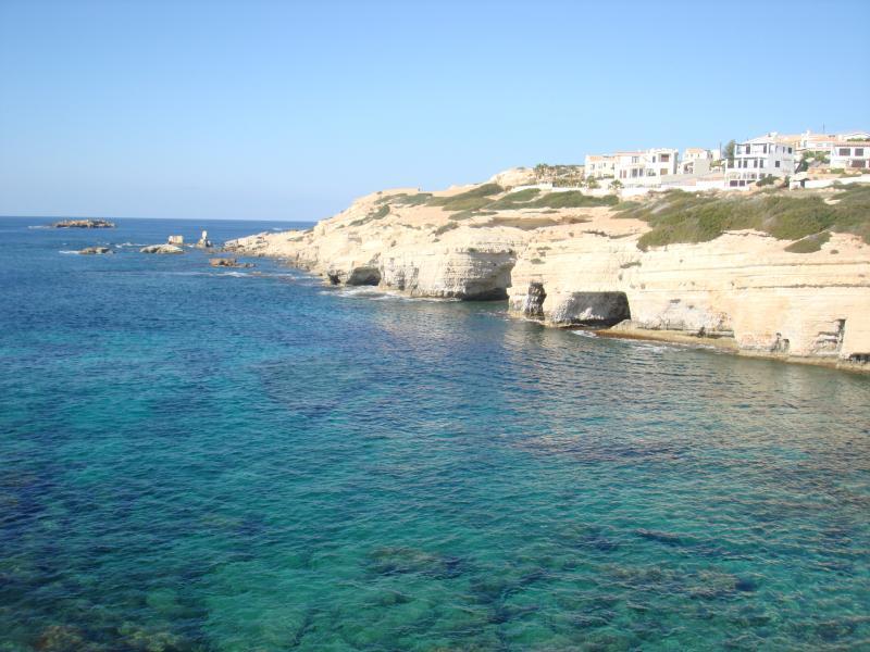 seacaves paphos