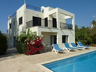 Villa Barns is a 4 Bed Villa With Private Pool And Sea Views (CY2803)