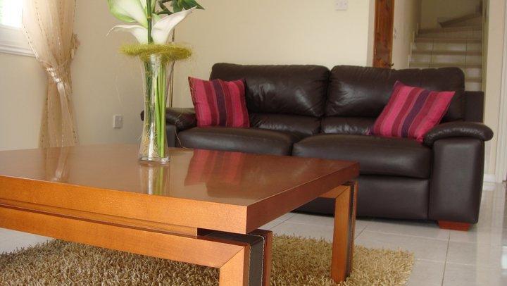quality furnishings at villa corallia