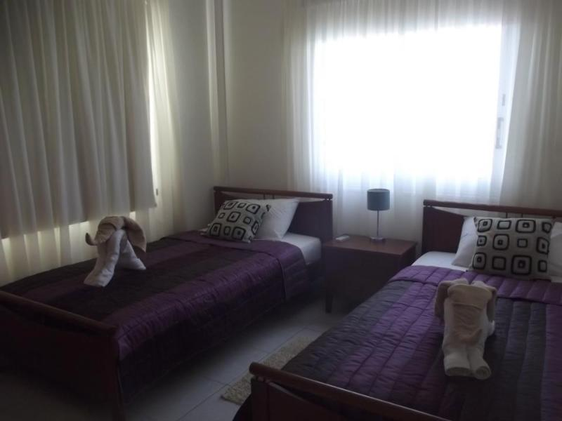 second twin bedroom villa corallia
